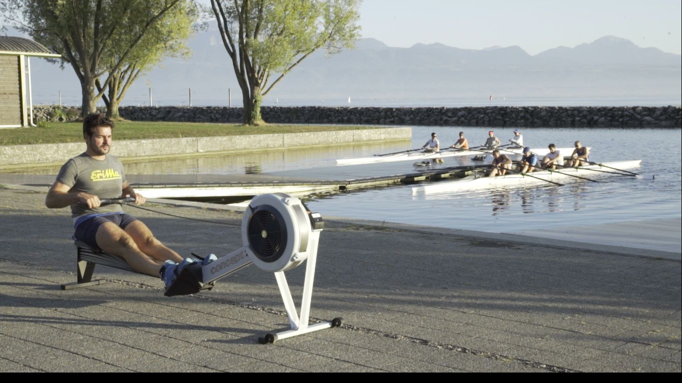 Nicholas Coach Rowing club